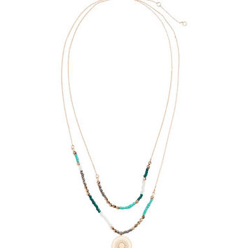 H&M Double-strand Necklace $3.99