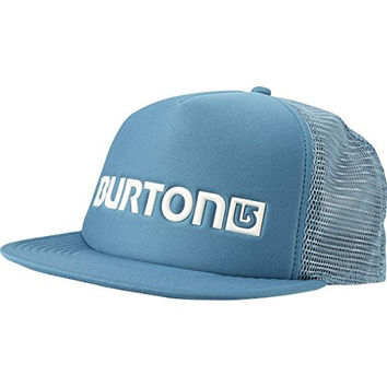 Burton Shadow Trucker Hat Caneel Bay, One Size