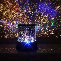 Tonsee New Colourful Cosmos Star Master LED Projector Lamp Night Light