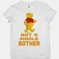 Not a Single Bother Fitted Tee | Look Human