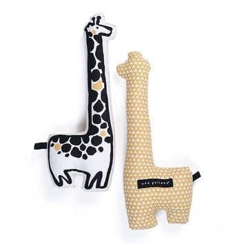 Nursery Friend Giraffe Pillow