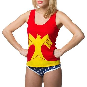 Dc Comics Wonder Woman Underoos