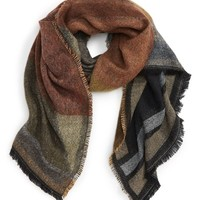 BP. Geo Colorblock Scarf | Nordstrom