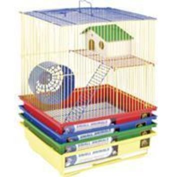 Prevue Pet Products Inc - 2 Story Gerbil & Hamster Cage