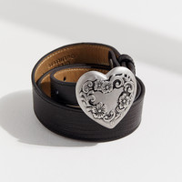 Heart Buckle Belt | Urban Outfitters