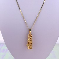 Lucky Dragon Unisex Necklace