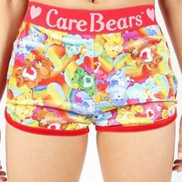 Iron Fist Lots A Rainbows Care Bear Shorts