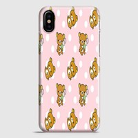 Rilakkuma Cute iPhone X Case