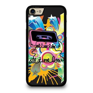 ALL TIME LOW CASSETE RETRO iPhone 7 Plus Case Cover