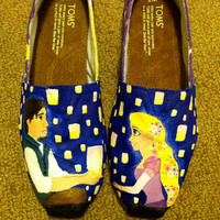 Custom Disney TOMS by LaurasAfternoon on Etsy