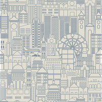 London Town Removable Wallpaper Decal