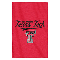 Texas Tech Red Raiders NCAA Sweatshirt Throw
