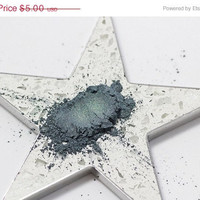 Grand Opening Sale Shadow Mineral Makeup - No.76 Peacock Green - 1g Mineral Make Up