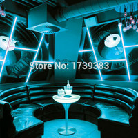 H110cm Led Coffee Table-emitting,Lounge LED,A Uniquely Designed Table Led Illuminated Furniture rechargeable for Bars/Christmas