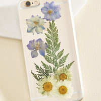 Efflorescent Messages iPhone 6/6s Case in Violet | Mod Retro Vintage Wallets | ModCloth.com