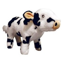 Mighty Dog Toys Cassie Cow - Large 17 ""