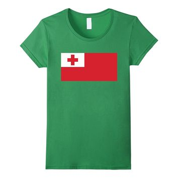 Tongan Flag T-Shirt