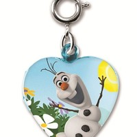 Girl's CHARM IT! Disney's Frozen Olaf - Wild for Summer Locket Charm - None