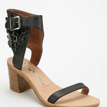 Jeffrey Campbell Iowa Ankle-Wrap Sandal - Urban Outfitters