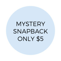 Mystery Snapback (No refunds - No exchanges)