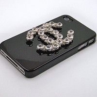 Iphone 4 cases , diamond crystal iphone cases 4,bling  iphone 4s cases