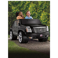 Walmart: Fisher-Price Power Wheels Cadillac Escalade EXT 12-Volt Battery-Powered Ride-On