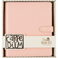 The Reset Girl Carpe Diem A5 Planner Boxed Set - Ballerina Pink