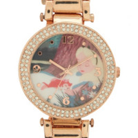 Disney Alice In Wonderland Sleeping Watch