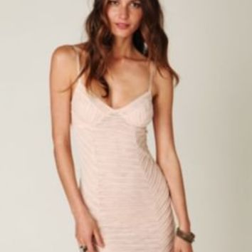 Free People Petite Ruffle Chemise at Free People Clothing Boutique