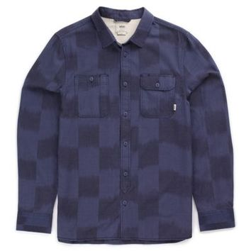 Vans Boys Murray Buttondown Shirt (Navy)
