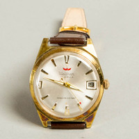 Vintage Waltham Gold Plated Watch
