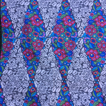 Bohemian Baby Bedding, Fitted Crib Sheet, Girl Nursery, Floral Crib Sheet, Baby Girl Nursery Bedding, Amy Butler Fabric