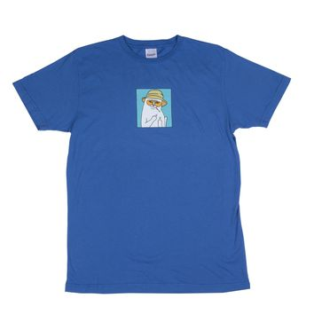 Nermal S. Thompson Tee (Cobalt Blue)