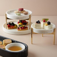 Betti Two-Tier Cake Stand