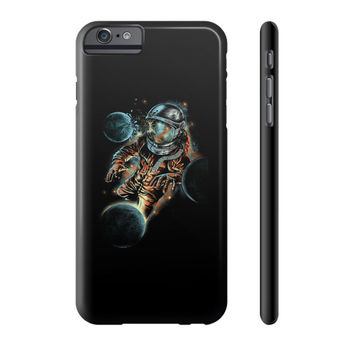 Space impact Phone Case