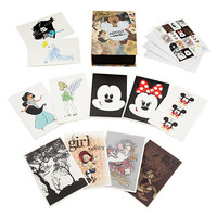 Disney Store Artist Series Two Notecard Set | Disney Store