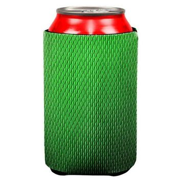 CREYCY8 Halloween Green Earth Dragon Scales Costume All Over Can Cooler