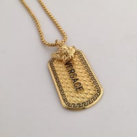 Shiny Stylish Jewelry New Arrival Gift Hip-hop Club Necklace [6542728835]