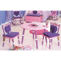 Always a Princess Table and Chair Set