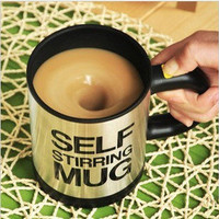 jullygo — [Grd03063]Novelty Self Stirring Mug Cup