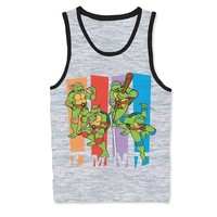 Teenage Mutant Ninja Turtles Color Tank - Toddler Boy, Size: