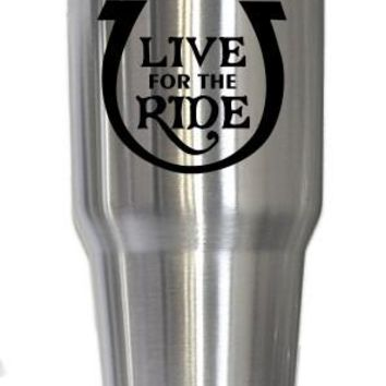 30oz LIVE for the RIDE Tumbler