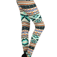 CLEARWATER TRIBE LEGGINGS