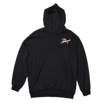 Southern Colorado Made Black Hoodie w/Iphone 7 Pocket Made in the USA!!