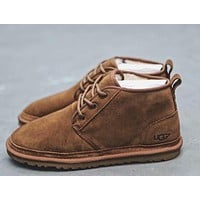 DHL Men's UGG warm cotton shoes men's shoes _1686248855-128