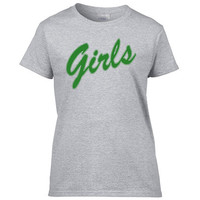 Girls T-shirt (fitted for women)