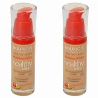 Bourjois Healthy Mix Foundation, 2ea, 55 Beige Fonce