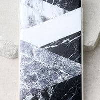 The Casery Business Marble Black and White iPhone 6 and 6s Case