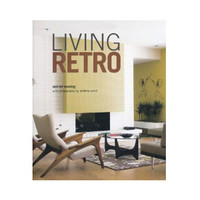 Living Retro Hardcover Book