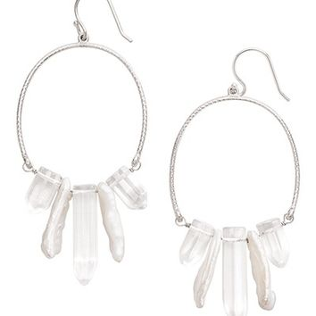Idyllic Icicle Earrings, Earrings - Silpada Designs
